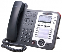 تلفن پیشرفته ES330-PEN IP Phone - Front-Side view1