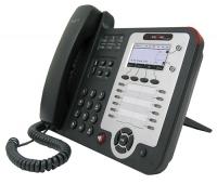 ES320-N IP Phone - Front-side view